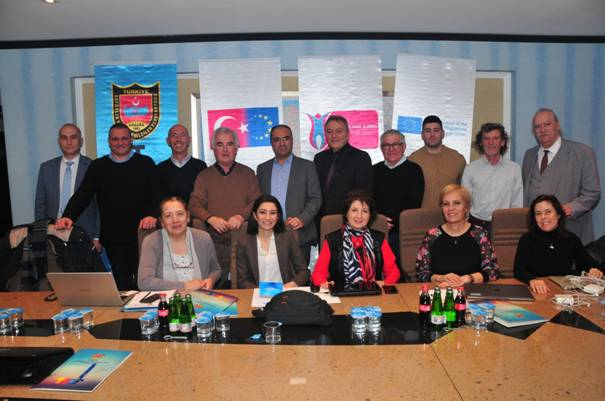 Das ERASMUS + -Projekt-Eröffnungstreffen EU fand statt