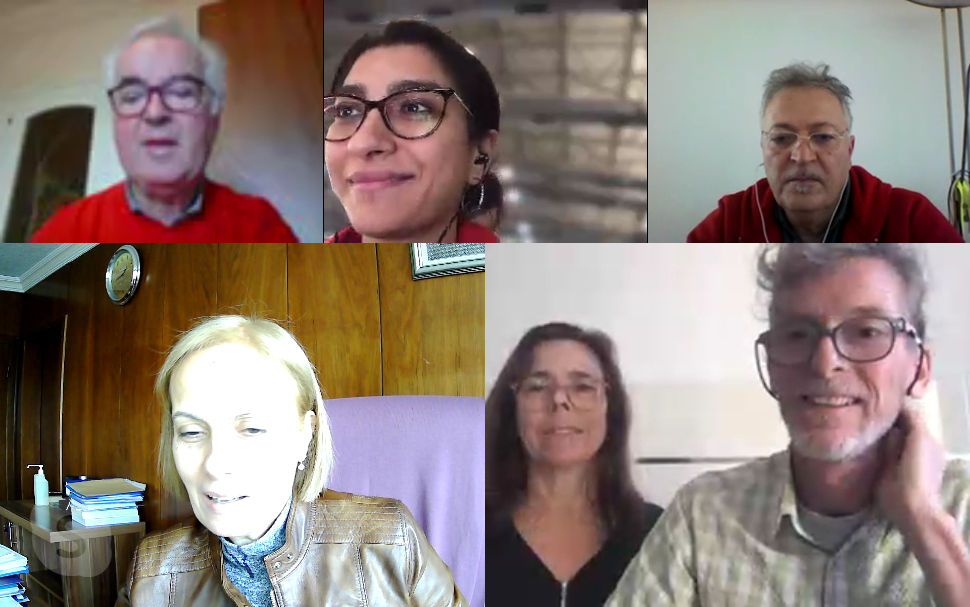 """THE 3rd SKYPE MEETING OF OUR """"VOCOFDRIVERS"""" PROJECT SUPPORTED IN THE SCOPE OF ERASMUS + PROGRAM HAS BEEN REALIZED"""